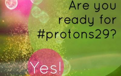 #protons29 2015